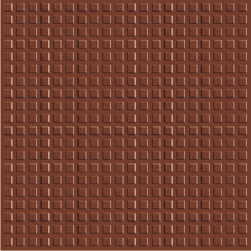 105-Terracotta-Polkadot