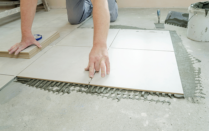Advantages of Using Spacer or Grout